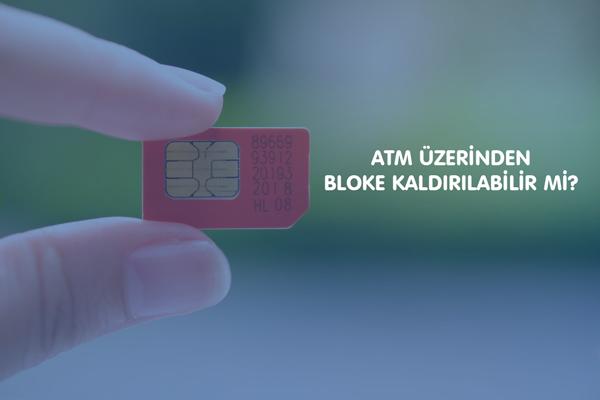 ATM Üzerinden Vakıf Katılım Bloke Kaldırılabiliyor Mu?